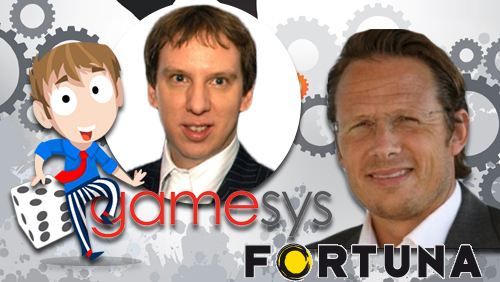 Gamesys CEO Noel Hayden becomes executive chairman; Fortuna appoints Darren Lovern as CMO