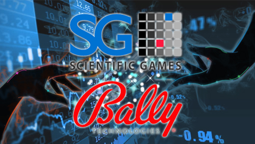 How's that Scientific Games Bally Merger Going?