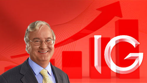 IG Group annual revenue up 4.9%; CEO to retire