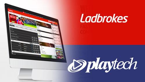 Ladbrokes unveils single digital platform with Playtech