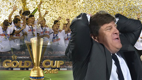 Mexico Win the Gold Cup; Sack Manager