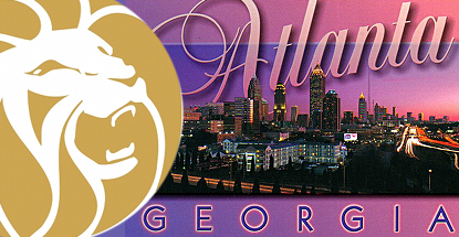 MGM Resorts wants to build $1b Atlanta casino if state lifts prohibition