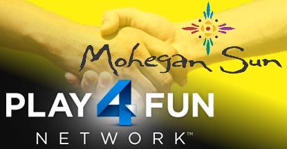 Mohegan Sun inks Play4Fun free-play deal; Pennsylvania pol seeks social casino ban