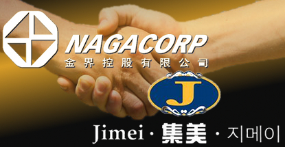 Jimei Group plants junket flag at Cambodia's NagaWorld casino