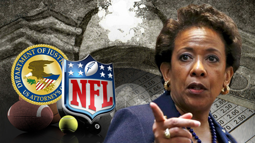 """NFL, DOJ past argument shows sports betting to be a """"game of skill"""""""