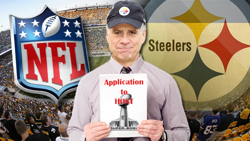Steelers submit application to host Super Bowl in 2023