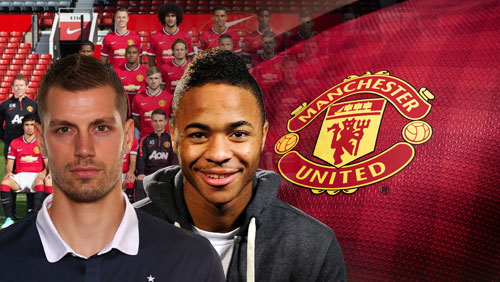 Sterling & Schneiderlin Set for Manchester Switch