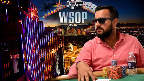 WSOP Day 2A Round Up: Anand Amar Leads; Chattha, Molson and Hastings Have Stacks