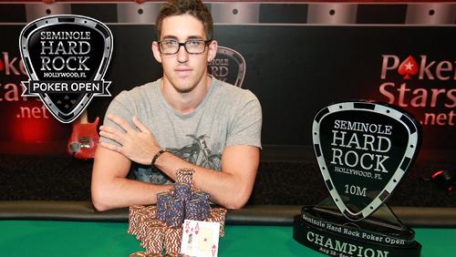 Daniel Colman Makes Repeat SHRPO Final Tables; $600k Overlay Produced