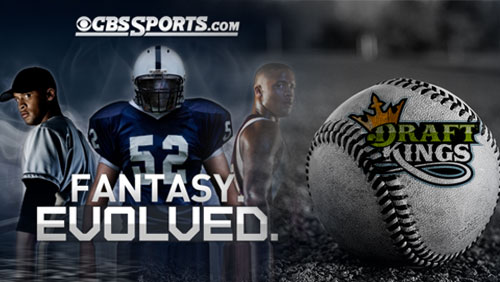 DraftKings deals with 27 MLB teams; CBS Interactive rolls out DFS product