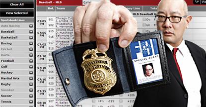 """FBI launch Internet Sports Books Initiative to combat """"emerging threat"""""""