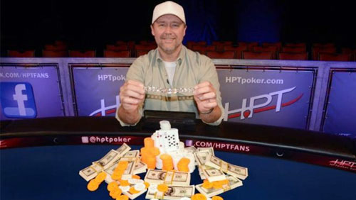 Greg Jennings Wins HPT Ameristar Kansas City