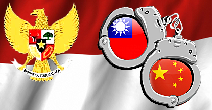 Bali busts online gambling ring, arrests 48 Chinese and Taiwanese