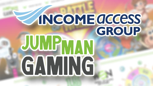 Jumpman Gaming Re-Launches Affiliate Programme with Income Access
