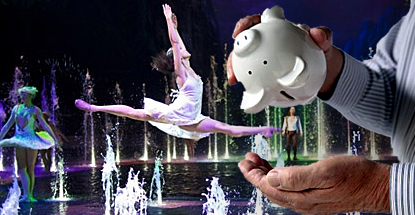 """Melco Crown CEO says Macau non-gaming amenities """"will never make any money"""""""