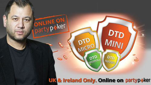 Partypoker Launch Daily UK Majors and $400,000 in Gtd Prize Money
