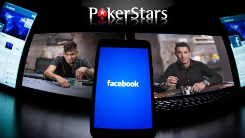 PokerStars Pre-Launch Ronaldo and Neymar Jr. TV Commercials on Facebook