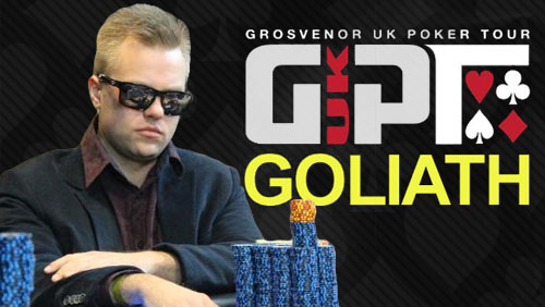 Record Breaking GUKPT Goliath: Miikka Toikka Dominates