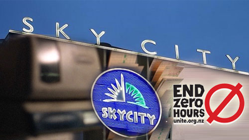 SkyCity Auckland to end zero-hours contracts
