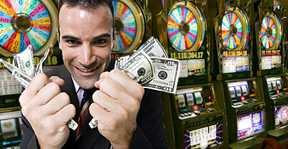 Slots handle falls as operators boost hold percentages to record highs