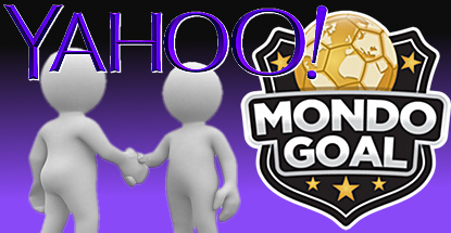 Yahoo extends its daily fantasy sports reach with Mondogoal football deal