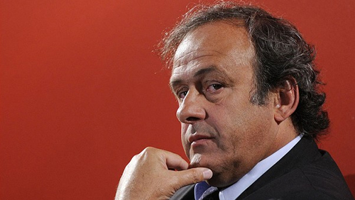 Bookmakers drop Michel Platini as favorite to replace Sepp Blatter