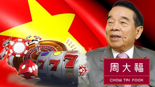 Chow Tai Fook takes control of $4b Nam Hoi An casino resort