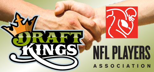 DraftKings ink marketing deal with NFL Players Association