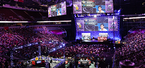 Firms Lining Up To Explain The Business Of eSports
