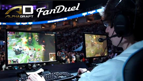 FanDuel refuses to be left behind, joins eSports fray with AlphaDraft purchase