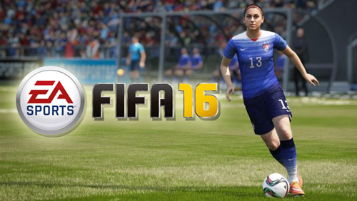 FIFA16: Team Mode Needed to Conquer the World; Women Teams Introduced but Can't Compete With Men