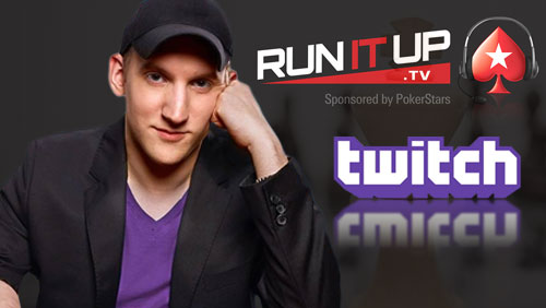 Jason Somerville Continues to Dominate Poker's Twitch Coverage