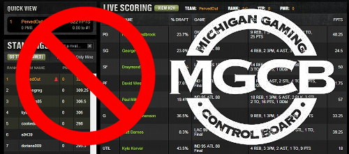 Michigan gaming regulator says fantasy sports are illegal