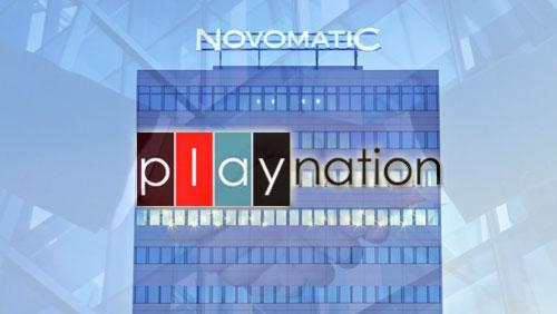 Novomatic Acquires UK-Based Gaming Operator Playnation