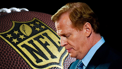 Roger Goodell open to change role in NFL disciplinary process