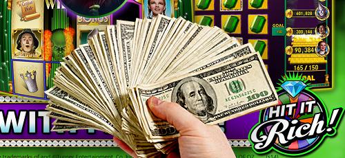 Scientific Games new social casino brand; 46% of US social gamers spend money
