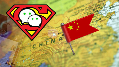 The rise of the SuperApp WeChat …and the adventures of winning China