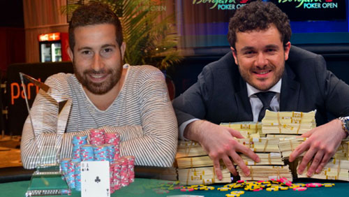 WPT Borgata Side Event News: Titles for Jonathan Duhamel and Anthony Zinno