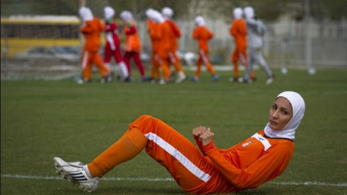 8 of Iran's Women's National Football Team Are Reportedly Men