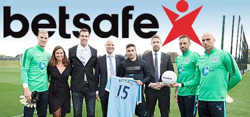 Betsafe sponsor Man City; Stoiximan bring end to OPAP sponsorship monopoly