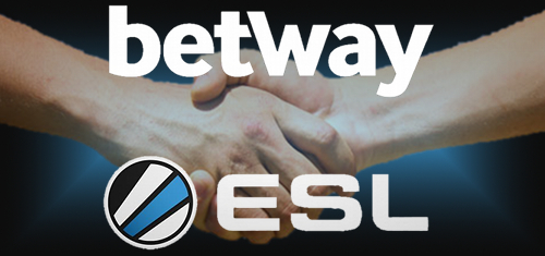 Betway sponsor UK eSports tournament; venture capital diving into eSports world