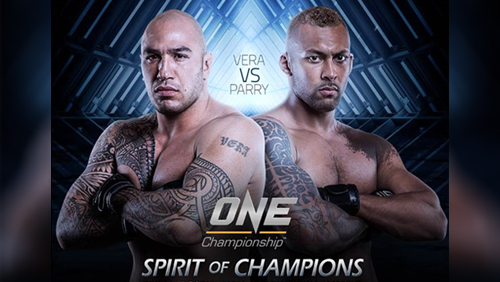 Brandon Vera and Chi Lewis Parry Set for Inaugural ONE Heavyweight World Championship