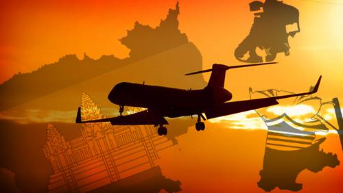 Cambodia gov't wants more air link between Macau, Phnom Penh