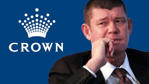 Crown gaming revenue jumps, James Packer not impressed