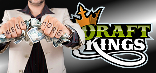 DraftKings raising another $200m, letting staff play 'intra-company' DFS games