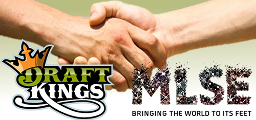 DraftKings signs partnership with Maple Leaf Sports & Entertainment
