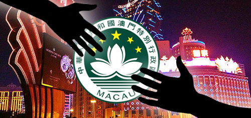 Macau casino operators' shares jump after reports of Beijing rescue plan