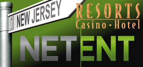 NetEnt expands New Jersey presence with Resorts Casino games content deal