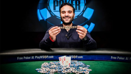 WSOPE Berlin News: Pavlos Xanthopoulos Wins Event #6