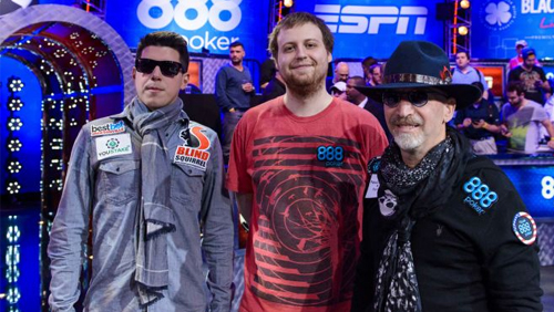 2015 WSOP Main Event: McKeehen in Charge; Cannuli, Stern and Steinberg Eliminated